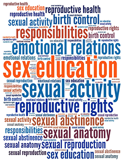 Opinions on comprehensive sex education
